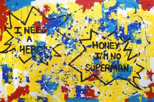 I'm no superman - 100x100